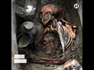 Мумия 1 века до н.э.