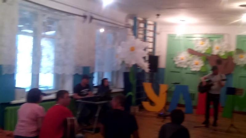 Репетиция перед конкурсной программой