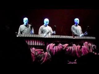 Blue Man Group Pipe Medley (with Crazy Train _u0026 Lady Gaga)