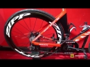 2017 Canyon Aeroad CF SLX Team Katusha Racing Bike Sram Stand Walkaround 2016