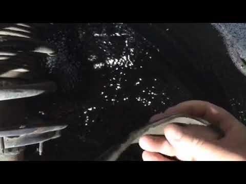 Cadillac SRX - жидкие подкрылки являются мощным средством защиты от ржавчины и шума