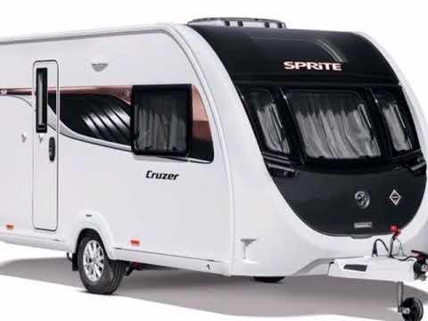 SPRITE caravans 2019 lineup Alpine Sport, Mondial and Cruzer