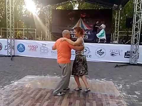 Танго канженге