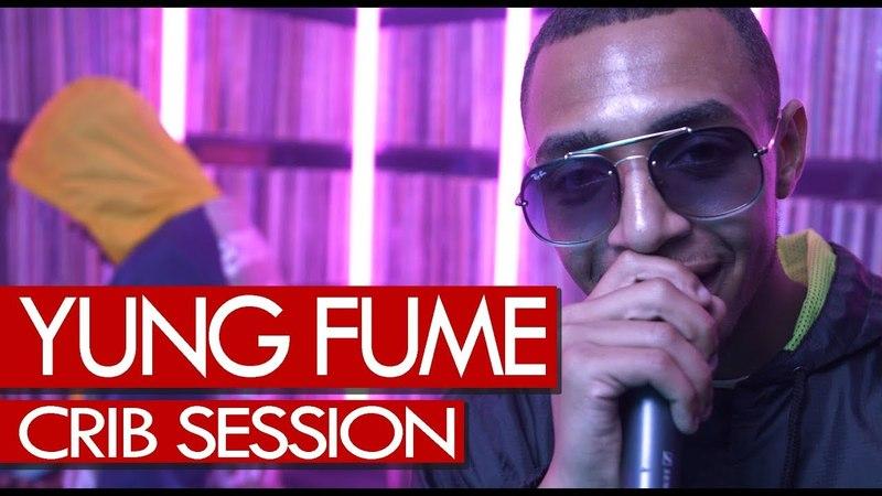 Yung Fume freestyle - Westwood Crib Session (4K)