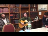Eli Beer and Chevra Nafsheinu Chiksa (Carlebach) live on Chanukah
