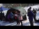 Снежные дюны награждение Дети