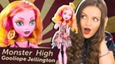 Gooliope Jellington Freak Du Chic Гулиопа Джеллингтон Цирк Шапито Monster High Обзор\ Review CHW59