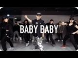 1Million dance studio Baby Baby - Tropkillaz / Jinwoo Yoon Choreography