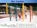 The country place: A good place to spend Mini Vacation