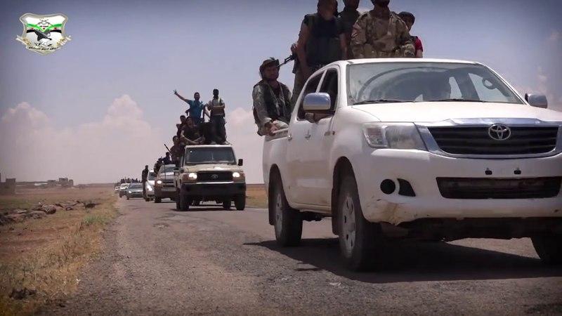 جيش أحرار العشائر - التأهب لمواجهة النظام ا » Freewka.com - Смотреть онлайн в хорощем качестве