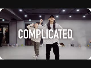 1Million dance studio Complicated - Mura Masa & NAO / Mina Myoung Choreography