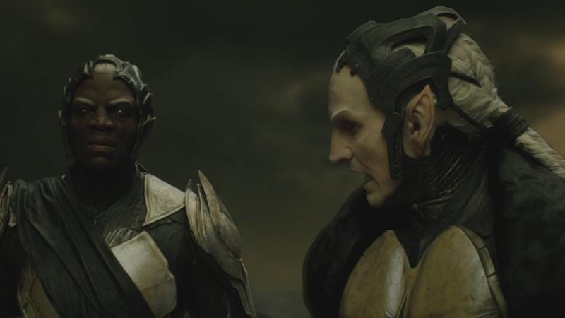 Вступительная сцена Поражение Темных Эльфов Тор 2 Царство тьмы 2013