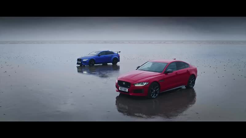 Jaguar XE _ Two Cars One DNA.