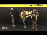 UFC - Hey Tyron The Chosen One Woodley, JuJu on That...
