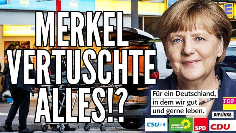 MERKEL SCHULD AM BAMF-SKANDAL? | ZERBERSTER.TV