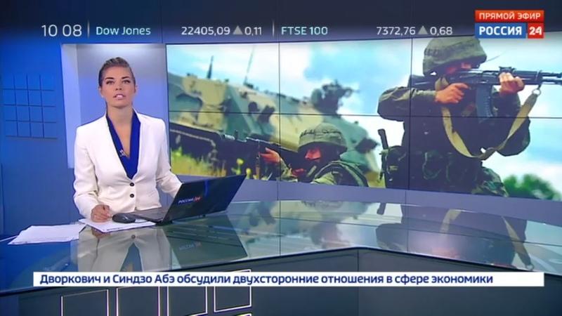 Новости на Россия 24 • Единственный на Северном Кавказе: особый взвод выполняет особые задачи