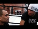 Renato Laranja Interviews Tony El Cucuy Ferguson At HQ Brand 10th Planet HQ