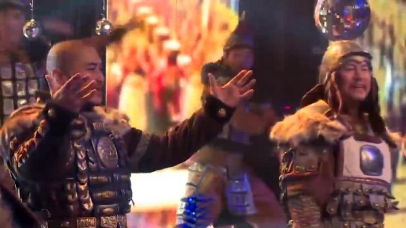 Чингисхан-(перепели знаменитый хит Монголы)