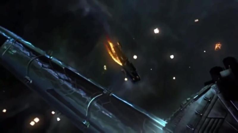 Battlestar Galactica: EPIC Battle Montage