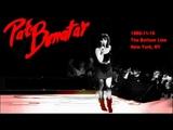 Pat Benatar - 1980 Bottom Line NY