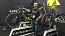 2018 Haibike Electric Bike Updates from Interbike Bosch PowerTube SDURO Cross 1 0 New XDURO