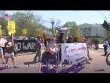 Демонстрации против операции союзников в Сирии прокатились по всему миру