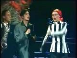 Жанна Агузарова - Будь со мной. Ребята просто искрятся радостью (1988 год). Они - молодые, полные надежд, куража. Браво,