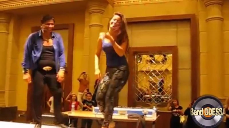 Эдди Торрес и Шани Талмор Танец Сальса