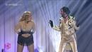 Life Ball 2017 Verena Scheitz and Conchita Wurst Money money Cabaret
