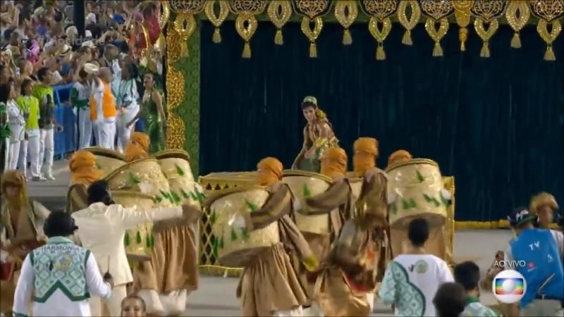 Rio Carnival 2017 [HD] - Floats Dancers _ Brazilian Carnival _ The Samba Schoo