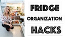 ORGANIZE 10 EASY HACKS to Organize Your Fridge Making the Most of Our Small Kitchen