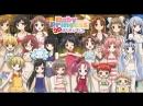 Юные принцессы Райское влечение Аниме Япония 2011г