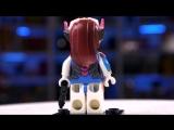[ВСЯКАЯ ВСЯЧИНА] Китайские LEGO Overwatch Минифигурки!