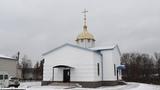 Освящение храма в честь св  Иоанна Дамаскина в селе Подкуровка