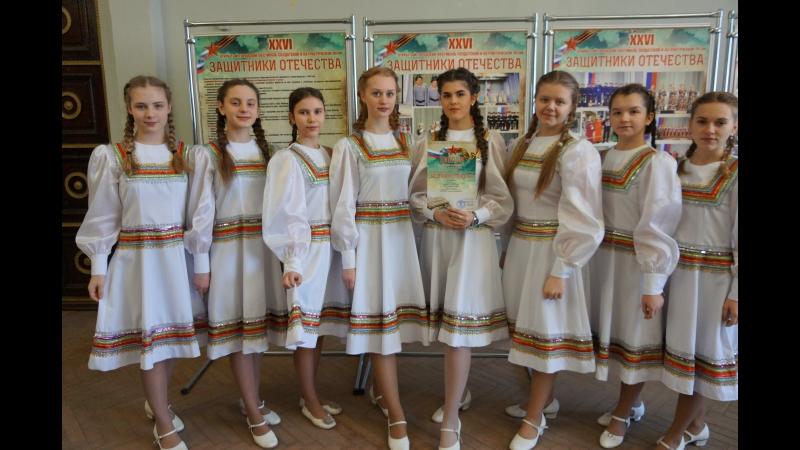 Россияночка. Гала-концерт городского фестиваля-конкурса Защитники Отечества