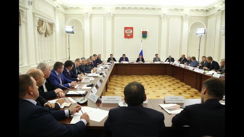 Премьер-министр РФ поддержал проект строительства завода по производству CLT–панелей в Соколе