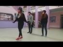 День обучения танцам пингвинов 10.01.2018