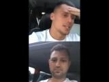 Иван Барзиков и Никита Кузнецов в прямом эфире 21.06.2018.