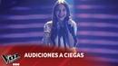 Valentina Madanes - Love on the brain - Rihanna - Audiciones a Ciegas - La Voz Argentina 2018