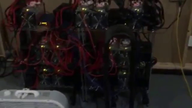 Antminer S7 Current Draw using Axi 1500W PSU