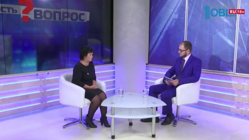 О переходе на прямые договоры Заместитель начальника Главного управления Элла Никитина в программе «Есть вопрос»