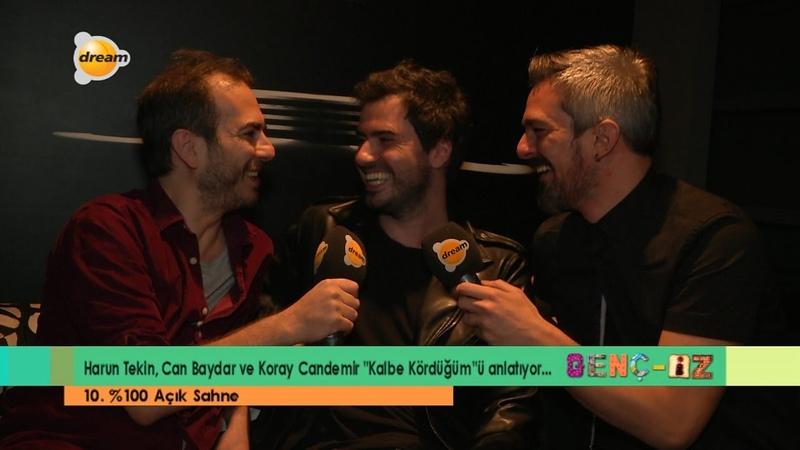 Ardıç Duygu 10. Açık Sahne Röportajları Ferman Akgül, Son Feci Bisiklet, Koray Candemir, Harun Tekin