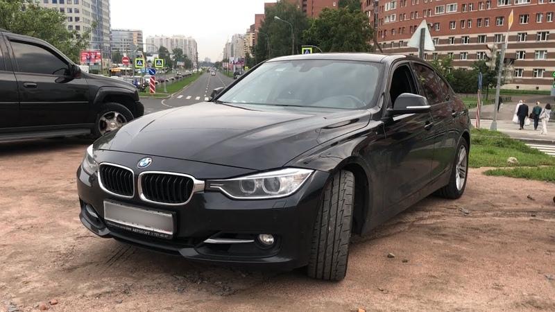 BMW 320i! Беспокойные владельцы авто со смотанным пробегом!