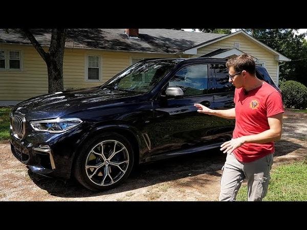 ЭТО КОНЕЦ. НОВЫЙ BMW X5 2019. Тест-драйв и обзор X5 G05