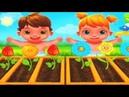 Baby Twins Terrible Two 2 Мультик Уход за малышами Близняшками Terrible Two Take Care of Baby Twins