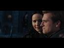 Китнисс и Пит выступают перед камерами - Голодные игры И вспыхнет пламя 2013 - Момент из фильма