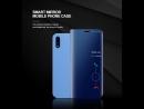 смарт кейс для iphone XR XS MAX X 8 7 6 6s плюс Чехол подставка кожаный