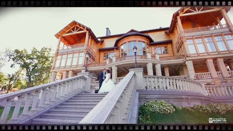 Wedding Clip | Mezhigorie 2019 Межигорье Creative Studio Video 096-84-99-879