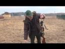 Стрельба из Арбалета Интерлопер Скорпион на 20, 30, 40 метров с плечами на 43 кгс - Тест 1