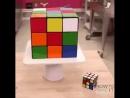 Торт Кубик Рубика.